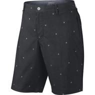 Nike Golf Modern Fit Printed Shorts - Anthracite/Dark Grey/White/Wolf Grey