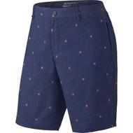 Nike Golf Modern Fit Printed Shorts - Midnight Navy/Light Crimson/White/Wolf Grey