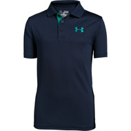 Under Armour Boys' Matchplay Polo - Navy Seal