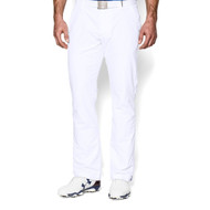 Under Armour Match Play Pant - White/True Gray Heather