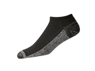 FootJoy ProDry Men's Low Cut Socks - Shoe Size 7-12 - Black