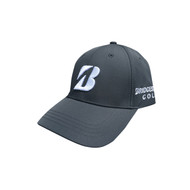 Bridgestone Golf Tour Performance Adjustable Hat - Graphite