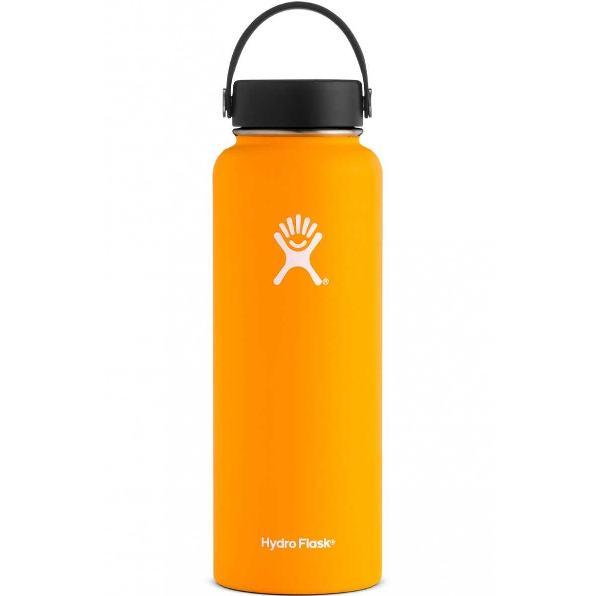 Hydro Flask 40 Oz Wide Mouth Insulated Bottle Mango
