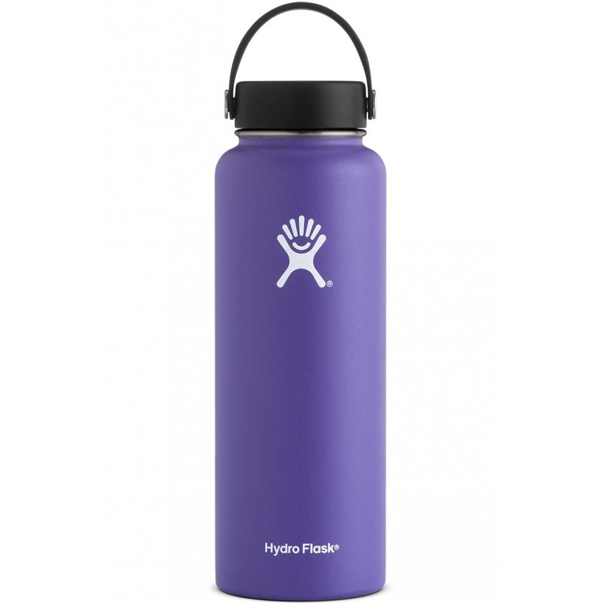 Hydro Flask 40 Oz Wide Mouth Insulated Bottle Plum