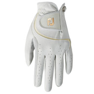 FootJoy Attitudes Women's Golf Gloves Left Hand White/Tan