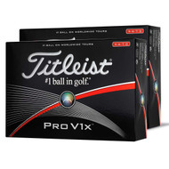 Titleist Pro V1x Golf Balls High Numbers (Prior Generation) 2 Dozen