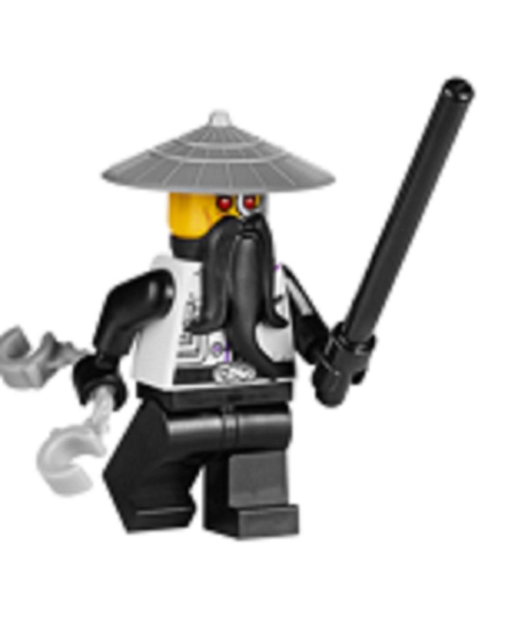 lego ninjago evil sensei wu 70725 the brick people