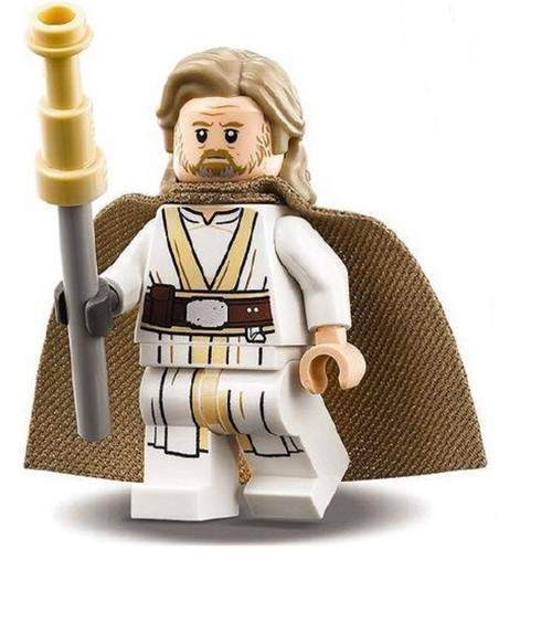 LEGO Star Wars™ Luke Skywalker from 75200 - Includes Staff - The Brick People