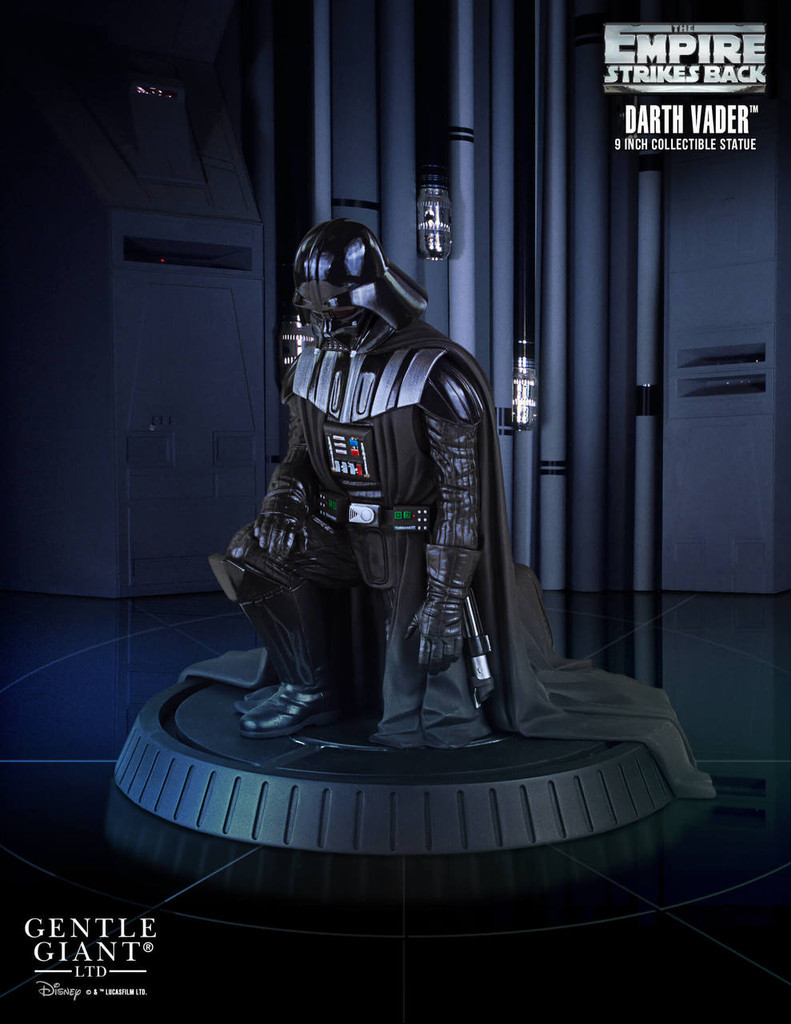 Darth Vader Collectors Gallery Statue Thumbnail 5