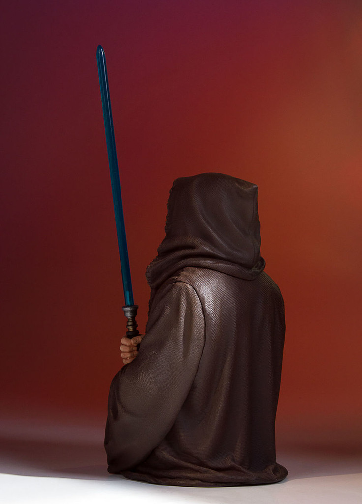 Obi Wan Kenobi (Alec Guinness) Mini Bust - 2017 PGM Gift Thumbnail 8