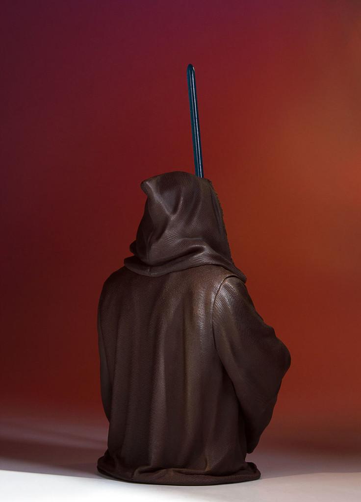 Obi Wan Kenobi (Alec Guinness) Mini Bust - 2017 PGM Gift Thumbnail 9