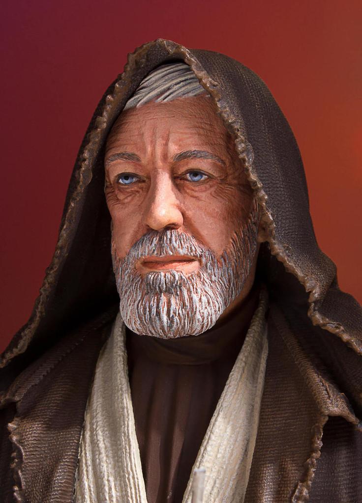 Obi Wan Kenobi (Alec Guinness) Mini Bust - 2017 PGM Gift Thumbnail 11