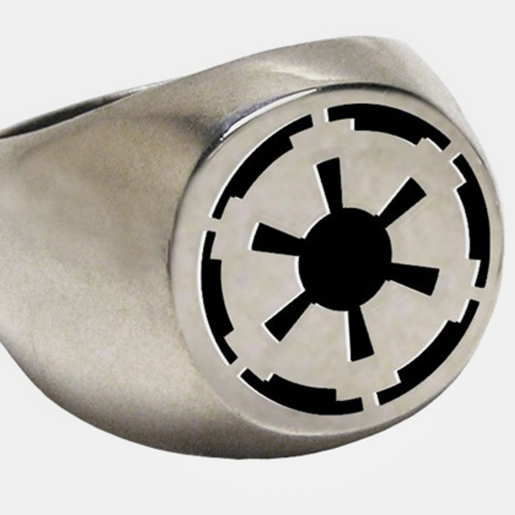 Imperial Seal Ring - Size 10 Thumbnail