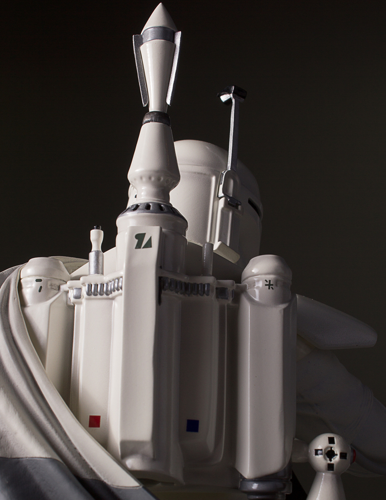 Prototype Boba Fett Mini Bust - SDCC 2015 Exclusive Thumbnail 11