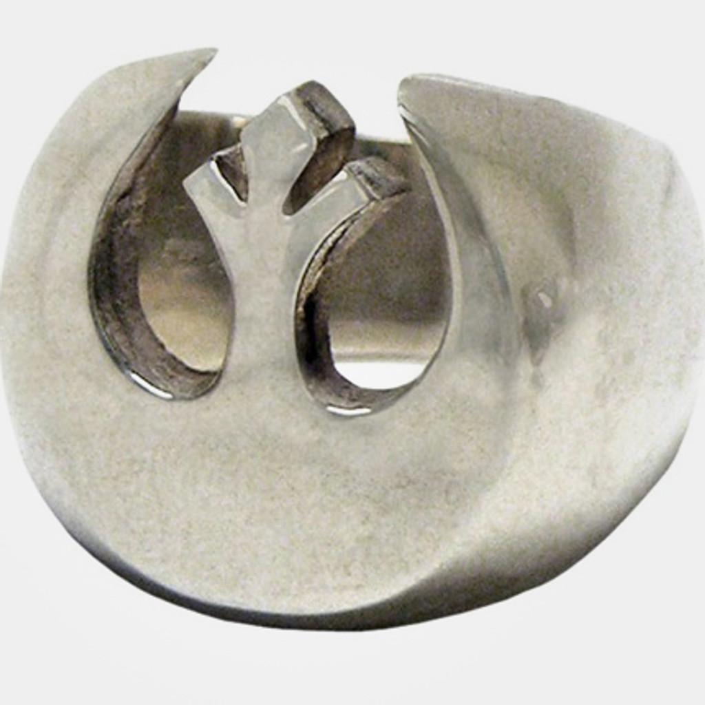 Rebel Seal Ring - Size 10 Thumbnail 3