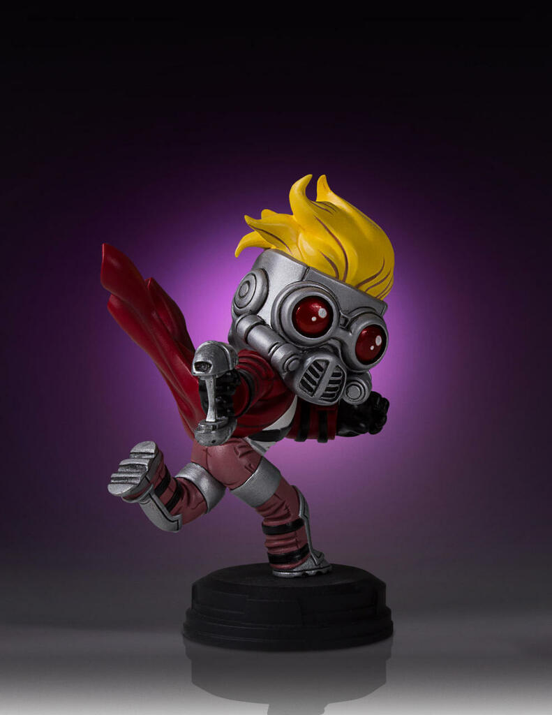 Star-Lord Animated Statue