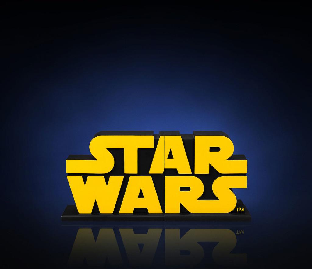 Star Wars Logo Bookends Thumbnail 4