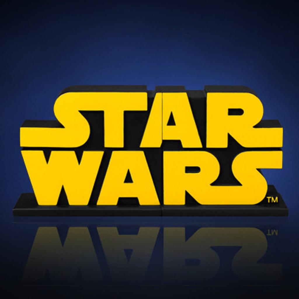 Star Wars Logo Bookends Thumbnail 5