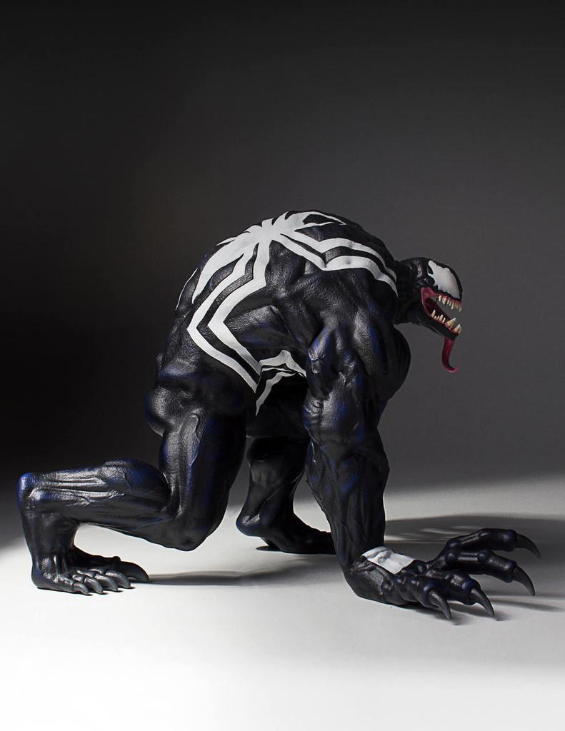 Venom Collectors Gallery Statue Thumbnail 5