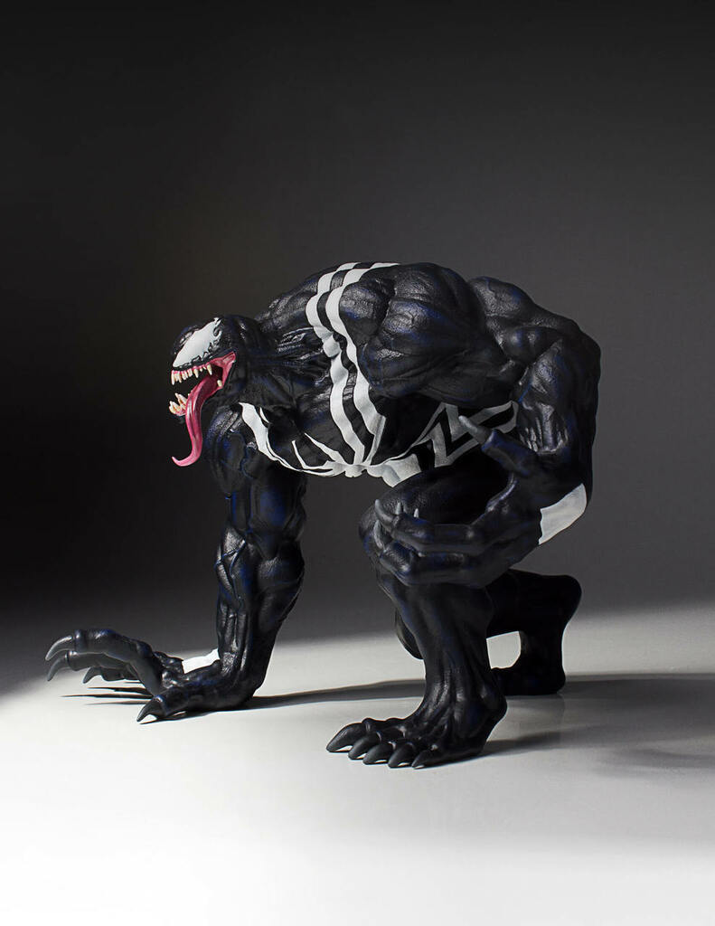 Venom Collectors Gallery Statue Thumbnail 7