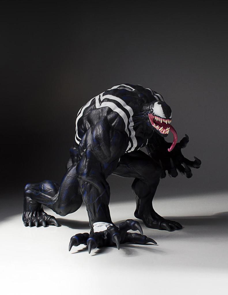Venom Collectors Gallery Statue Thumbnail 12