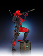 Deadpool Collectors Gallery Statue Thumbnail 6