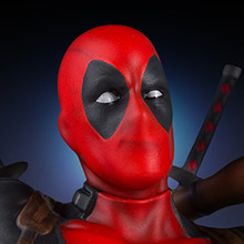 Deadpool Collectors Gallery Statue Thumbnail 8