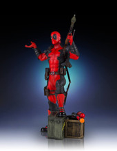 Deadpool Collectors Gallery Statue Thumbnail 9