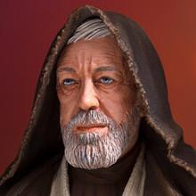 Obi Wan Kenobi (Alec Guinness) Mini Bust - 2017 PGM Gift Thumbnail