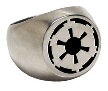 Imperial Seal Ring - Size 10 Thumbnail 2