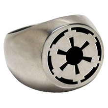 Imperial Seal Ring - Size 12 Thumbnail 2