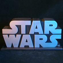 Star Wars Logo Bookends Set Thumbnail 2