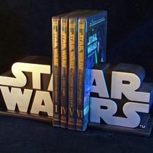 Star Wars Logo Bookends Set Thumbnail 7