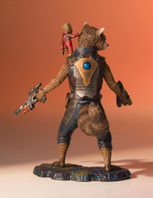 Rocket And Groot (Guardians Of The Galaxy Vol.2) Collectors Gallery Statue Thumbnail 6