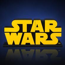 Star Wars Logo Bookends Thumbnail