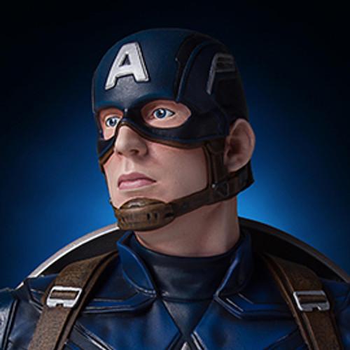 Captain America - Civil War Classic Bust