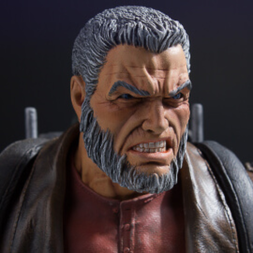 Old Man Logan Mini Bust - 2017 PGM Gift Thumbnail