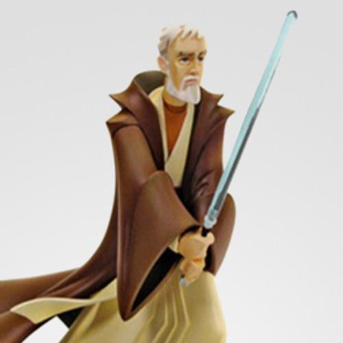 Animated Obi-Wan Kenobi Maquette Thumbnail