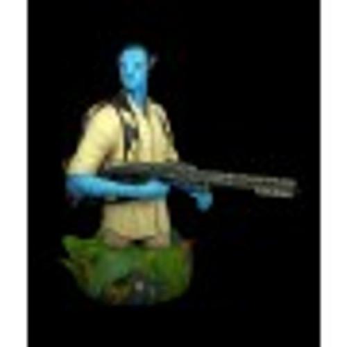 Avatar Jake Sully Mini Bust Thumbnail