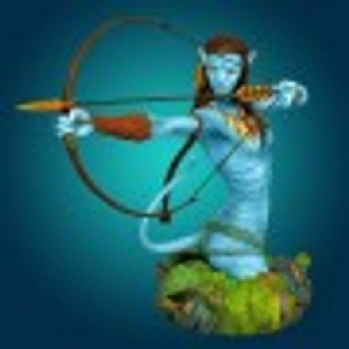 Avatar Neytiri Mini Bust Thumbnail