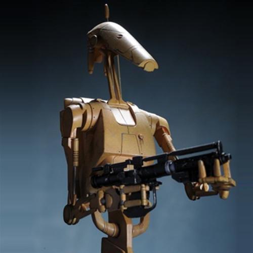 Battle Droid Infantry Mini Bust Thumbnail