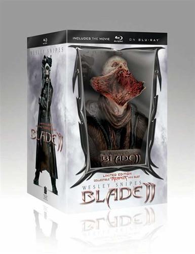 Blade Ii Reaper Blu Ray With Bonus Figure - SDCC 2012 Exclusive Thumbnail