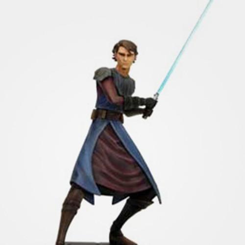 Clone Wars Anakin Maquette Thumbnail