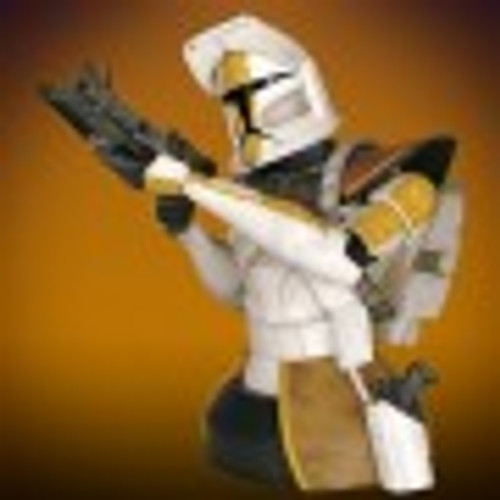 Cw Commander Bly Mini Bust - AFX Exclusive Thumbnail