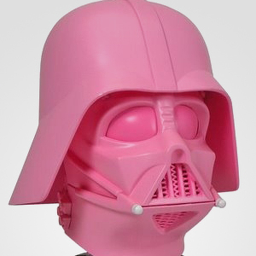 Darth Vader Helmet (Pink Edition) Thumbnail