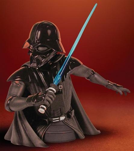 Darth Vader (Mcquarrie Concept) - Mini Bust Thumbnail
