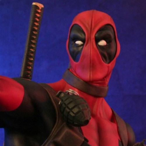 Deadpool Mini Bust Thumbnail