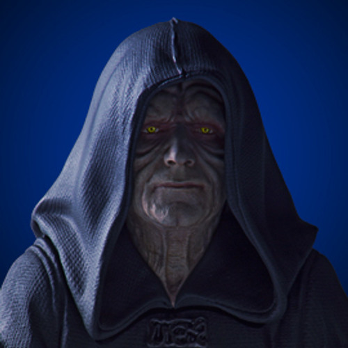 Emperor Palpatine Mini Bust - 2015 PGM Gift Thumbnail
