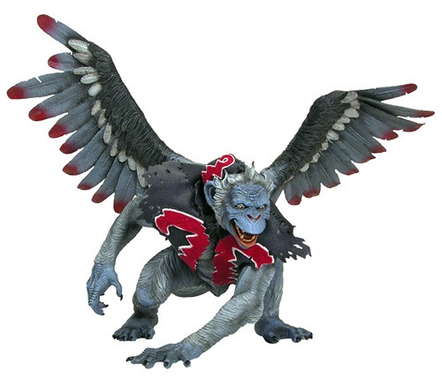 Flying Monkey From Oz Statue Thumbnail