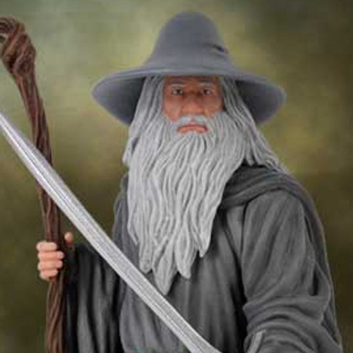 Gandalf Mini Bust Thumbnail